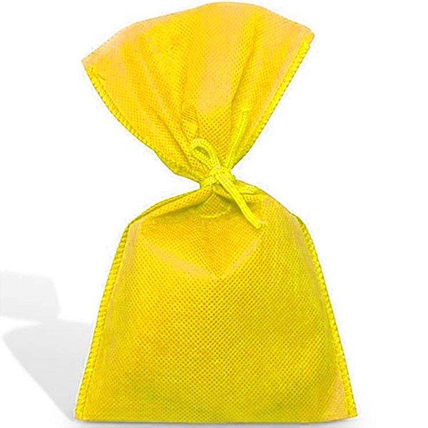 Saco em TNT (45cm x 60cm) Amarela - Best Fest - Rizzoembalagens