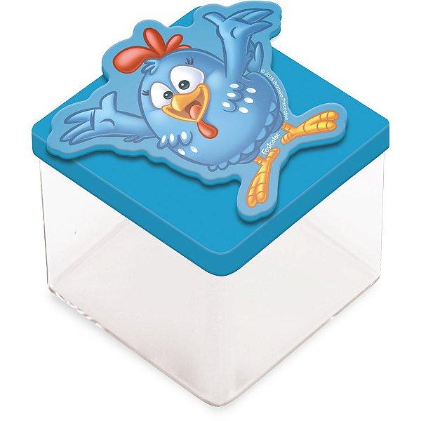 Aplique 3D para Decorar Festa Galinha Pintadinha - 12 unidades - Festcolor - Rizzo Festas