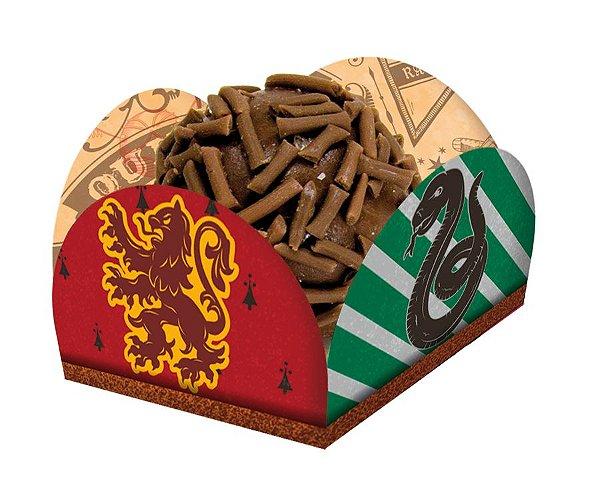 Forminha para Doces Festa Harry Potter - 40 unidades - Festcolor - Rizzo Festas
