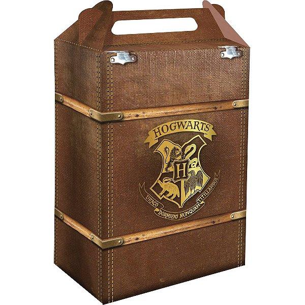 Caixa Surpresa Festa Harry Potter - 8 unidades - Festcolor - Rizzo Festas