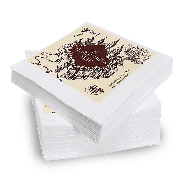 Guardanapo de Papel Festa Harry Potter - 16 unidades - Festcolor - Rizzo Festas
