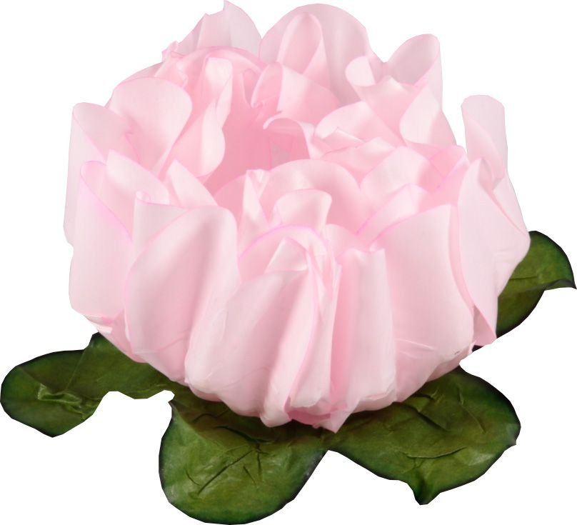 Forminha para Doces Finos - Rosa Maior Rosa Bebe 40 unidades - Decora Doces - Rizzo Festas