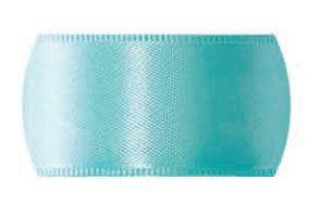 Fita de Cetim Progresso 7mm nº1 - 10m Cor 247 Azul Tiffany - 01 unidade - Rizzo Embalagens