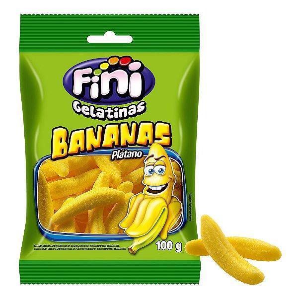 Bananas 100g - Fini - Rizzo Embalagens