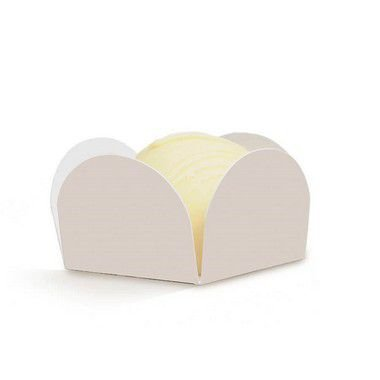 Forminha para Doces Lisa Fendi (28610307) - 50 unidades - Cromus Casamento Rustico - Rizzo Festas