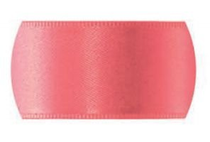 Fita de Cetim Carretel Progresso 4mm nº00 - 100m Cor 1325 Flamingo - 01 unidade - Rizzo Embalagens