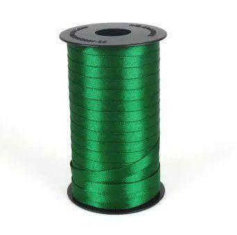 Fita de Cetim Carretel Progresso 6mm nº01 - 100m Cor 217 Verde Bandeira - 01 unidade - Rizzo Embalagens