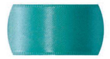 Fita de Cetim Carretel Progresso 6mm nº01 - 100m Cor 1102 Jade - 01 unidade - Rizzo Embalagens