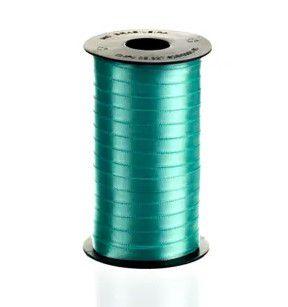 Fita de Cetim Carretel Progresso 6mm nº01 - 100m Cor 247 Azul Tiffany - 01 unidade - Rizzo Embalagens