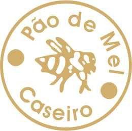 Etiqueta Pao de Mel Abelhinha - 100 unidades - Massai - Rizzo Embalagens