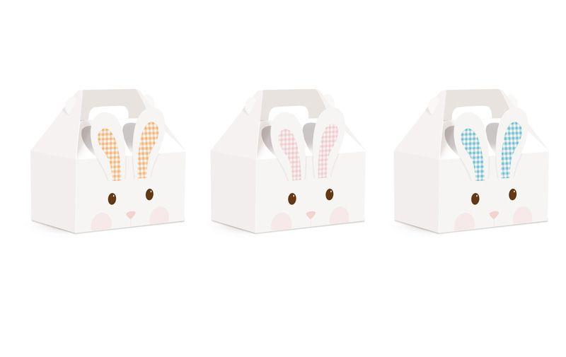 Caixa Maleta Kids Clássica Sortido G 15x10x15cm - 10 unidades - Cromus Páscoa - Rizzo Embalagens