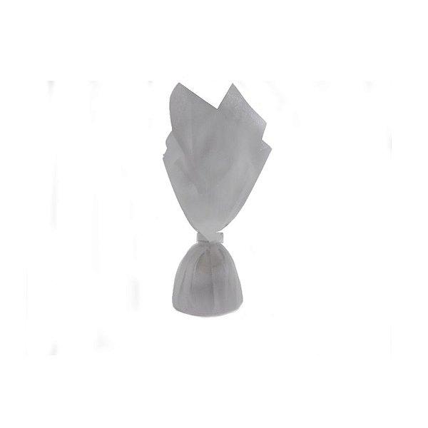 Peso Branco para Balões - 1 Unidade - Rizzo Festas