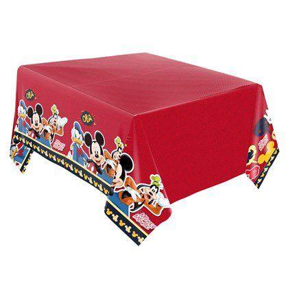 Toalha De Mesa Festa Mickey - Regina - Rizzo Festas