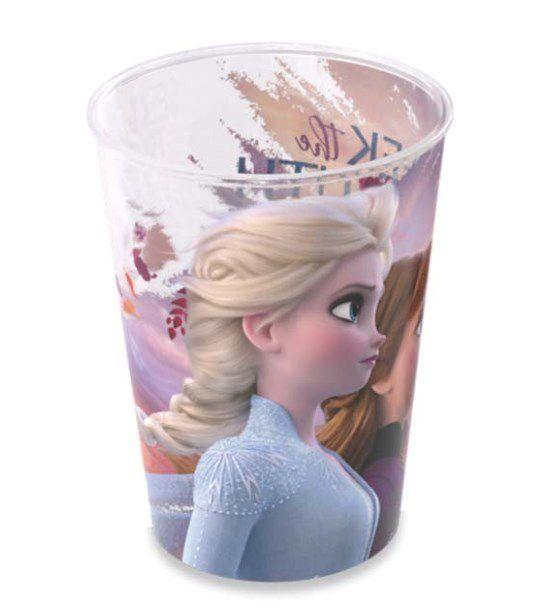 Copo de Plástico Festa Frozen 320ml - 1 unidade - Plasútil - Rizzo Festas
