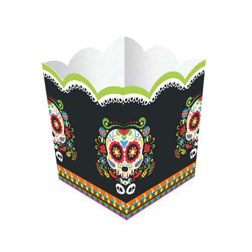 Cachepot Festa Mexicana - 8 unidades - Junco - Rizzo Festas