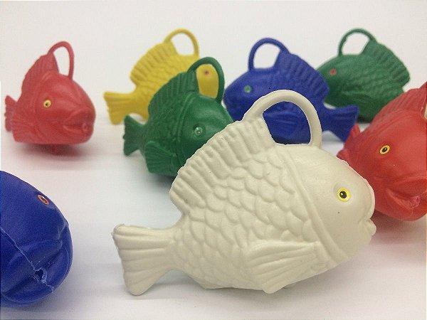 Peixinho para Pescaria Festa Junina Gordinho - 10 unidades - Rizzo Festas