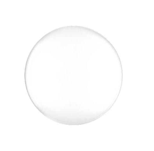 Balão Bubble Transparente 11'' 27cm - 5 unidades - Sempertex Cromus - Rizzo Festas