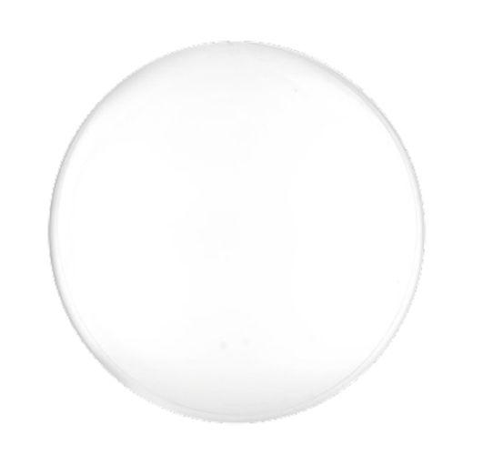 Balão Bubble Transparente 18'' 45cm - 5 unidades - Sempertex Cromus - Rizzo Festas