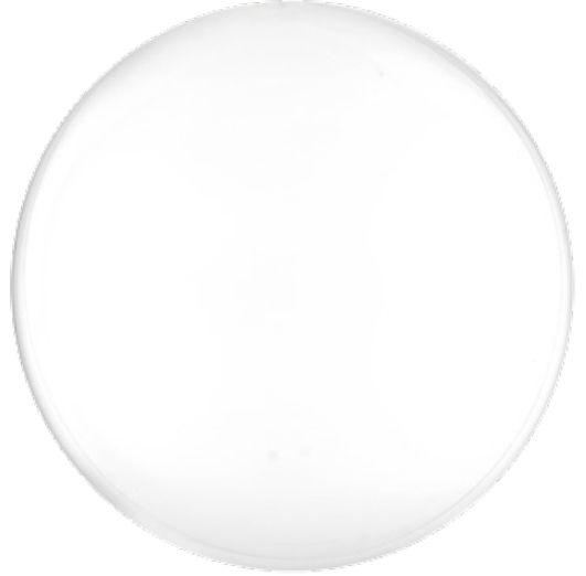 Balão Bubble Transparente 36'' 91cm - 5 unidades - Sempertex Cromus - Rizzo Festas