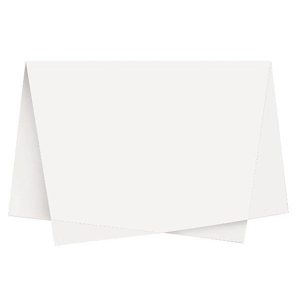 Papel de Seda - 49x69cm - Branco - 10 folhas - Rizzo Embalagens