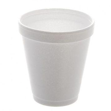 Copo de Isopor Térmico 240ml - 25 unidades - Dart - Rizzo Embalagens