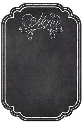 Plaquinha Decorativa MDF Lousa 2 Placa Menu - LitoArte - Rizzo Embalagens