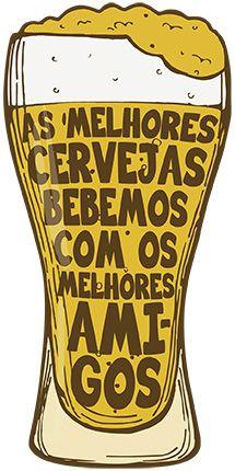 Plaquinha Decorativa MDF Copo de Cerveja - LitoArte - Rizzo Embalagens
