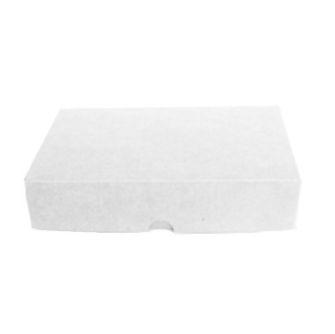 Caixa Presente N°1  Branca 19x12x3.5cm 20 unidades - ASSK - Rizzo Embalagens