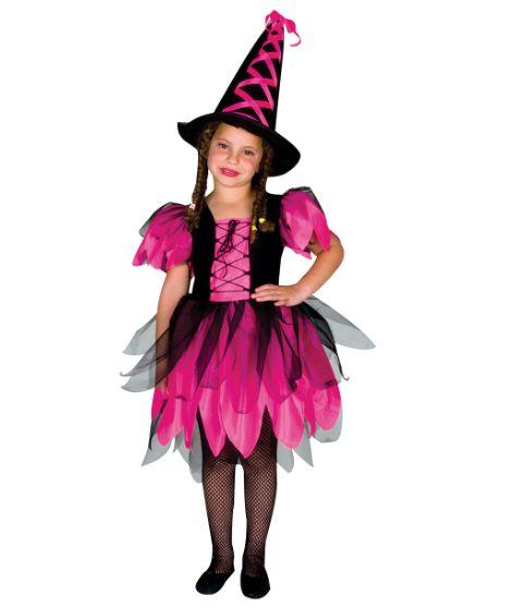 Fantasia Halloween  Bruxa Encantada G - 1 Unidade - Sula - Rizzo Festas