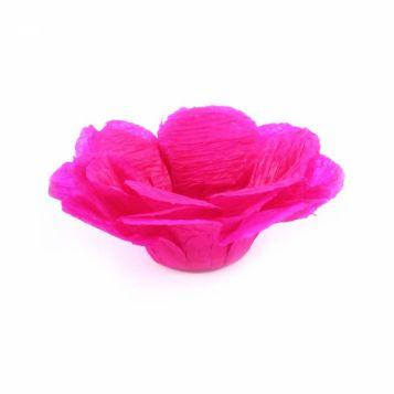 Forminha para Doces Finos - R82 Crepom Pink - 40 unidades - MaxiFormas - Rizzo Festas
