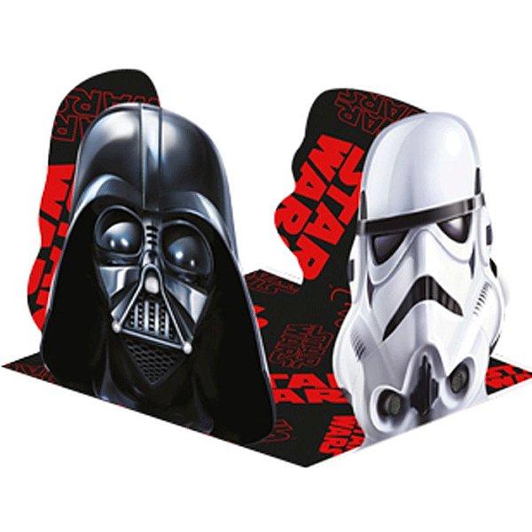 Porta Forminha para Doces Festa Star Wars - 50 unidades - Regina - Rizzo Festas