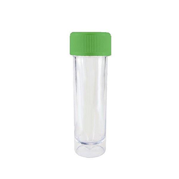 Mini Tubete Lembrancinha Verde Claro 9cm 10 unidades - Rizzo Embalagens e Festas