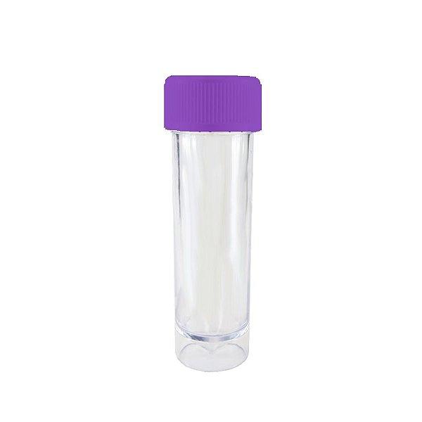Mini Tubete Lembrancinha Roxo 9cm 10 unidades - Rizzo Embalagens e Festas