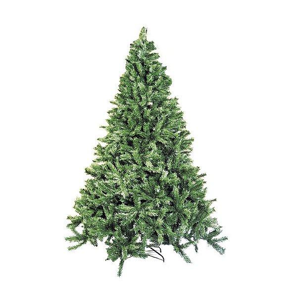 Árvore de Natal Cordoba Verde 2,10m - 01 unidade - Cromus Natal - Rizzo Embalagens