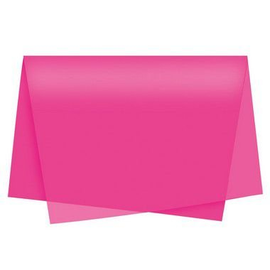 Papel de Seda Pink - 50x70cm - Rizzo Embalagens