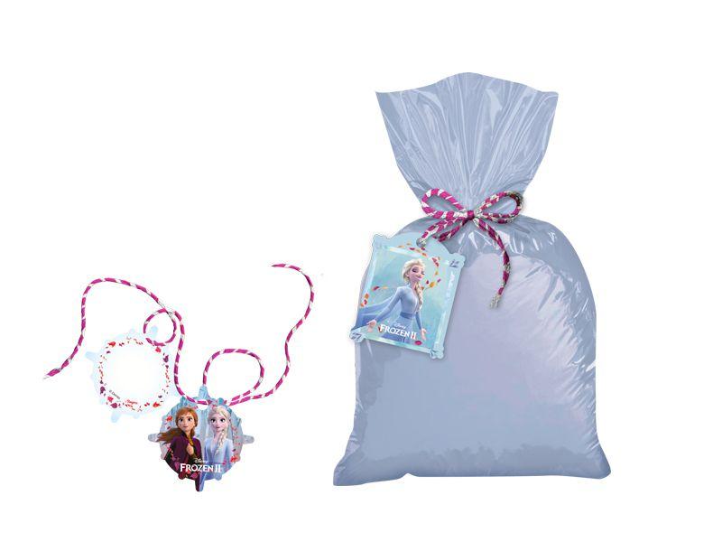 Tag para Lembrancinha Festa Frozen 2 - 8 unidades - Regina - Rizzo Festas