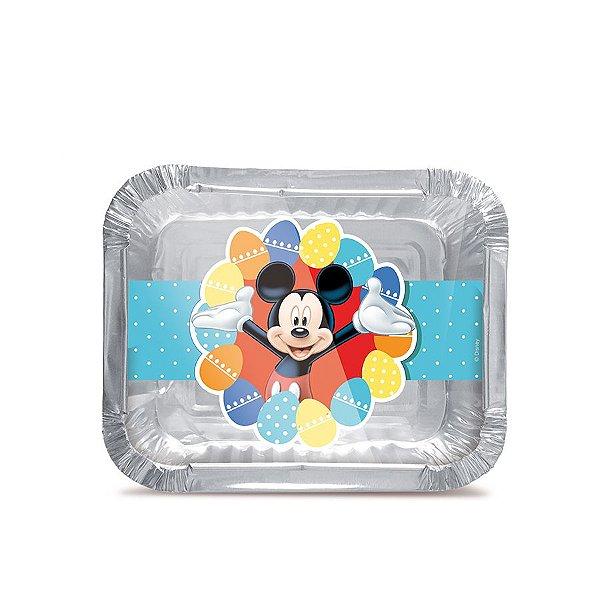 Marmitinha M 8,5x6,5x2,5cm DIsney - 12 unidades - Cromus Páscoa Disney - Rizzo Embalagens