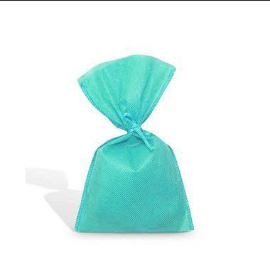 Saquinho para Lembrancinha em TNT (13cm x 25cm) Tiffany 10 unidades - Best Fest - Rizzoembalagens