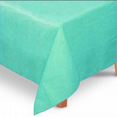 Toalha de Mesa Quadrada em TNT (1,00m x 1,00m) Tiffany - 5 unidades - Best Fest - Rizzoembalagens