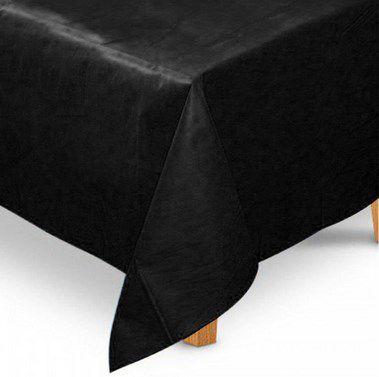 Toalha de Mesa Quadrada em TNT (1,00m x 1,00m) Preta 5 unidades - Best Fest - Rizzoembalagens