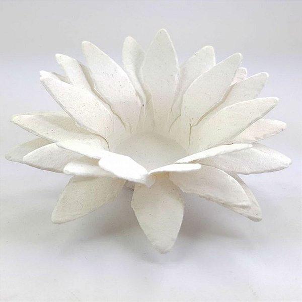 Forminha para Doces Floral Lee Colorset Lisa Cru - 40 unidades - Decorart