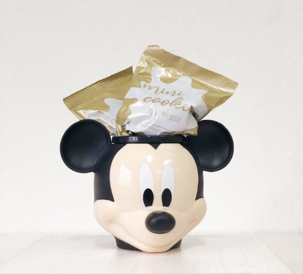 Kit Caneca 3D com Cookies - Mickey - 01 unidade - Cromus - Rizzo Embalagens