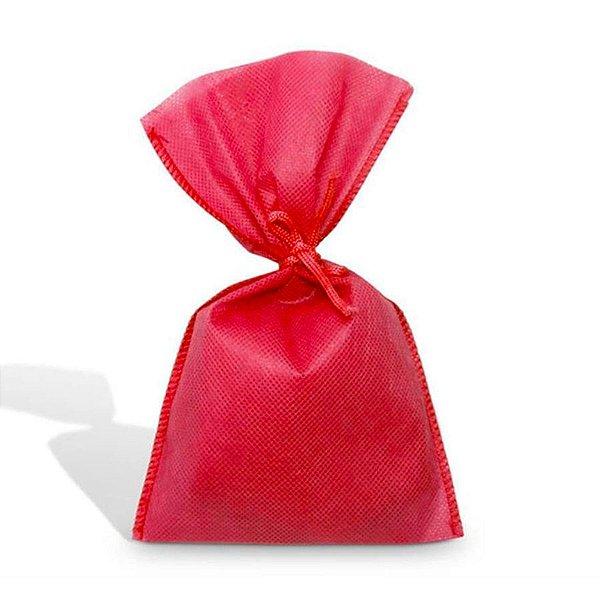 Saco em TNT (70cm x 1,00m) - Vermelho - 01 unidade - Best Fest - Rizzo Embalagens