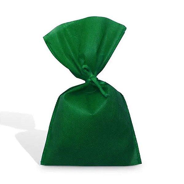 Saco em TNT (70cm x 1,00m) - Verde Bandeira - 01 unidade - Best Fest - Rizzo Embalagens