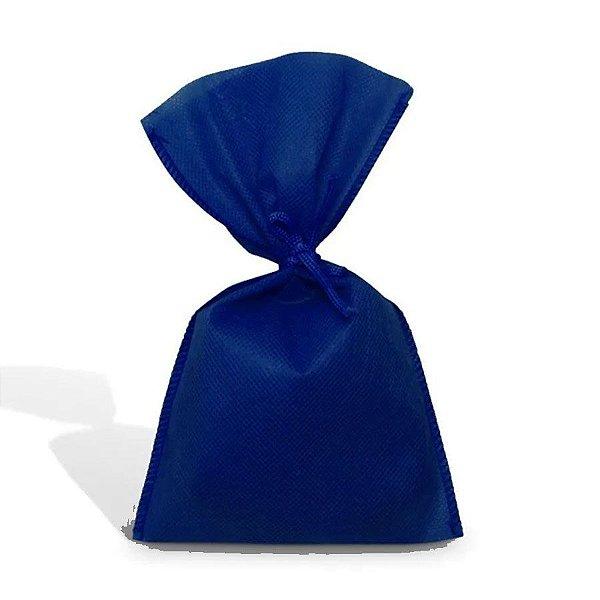 Saco em TNT (1,00m x 1,40m) - Azul Marinho - 01 unidade - Best Fest - Rizzo Embalagens