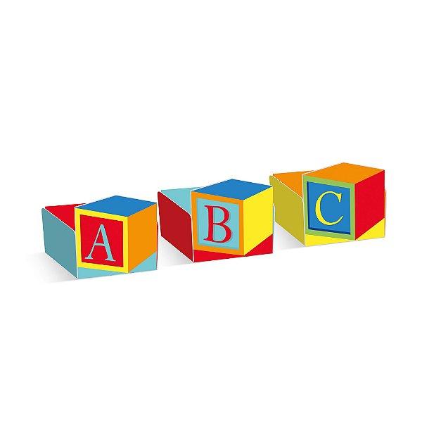 Forminha para Doces Festa Fábrica de Brinquedos - 24 unidades - Cromus - Rizzo Festas