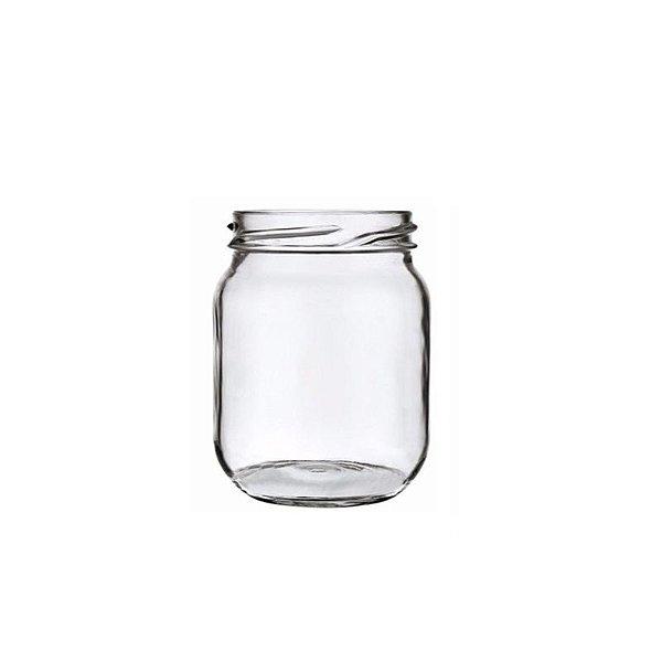 Pote de Vidro Conserva 150ml - 8,5x5cm - 01 unidade - Rizzo Embalagens