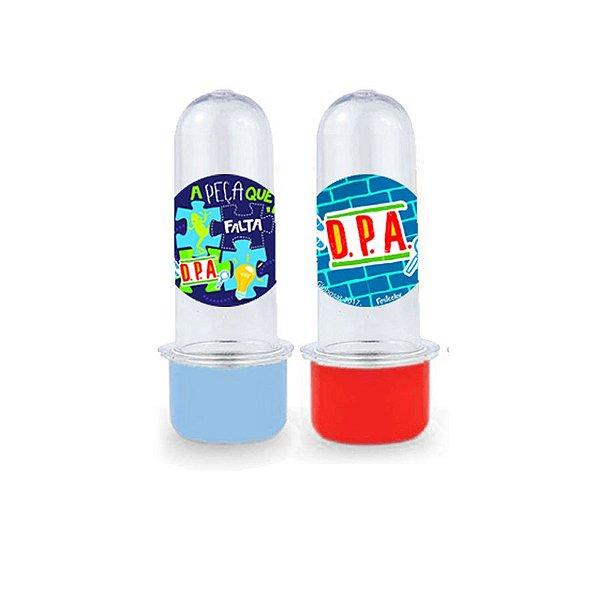 Mini Tubete Lembrancinha Festa DPA detetives do Prédio Azul - 8cm - 10 unidades -  Rizzo Embalagens e Festas