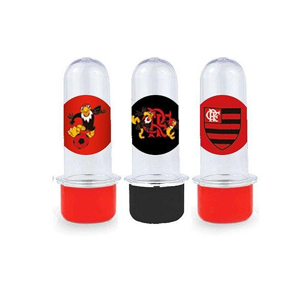 Mini Tubete Lembrancinha Festa Flamengo - 8cm - 10 unidades -  Rizzo Embalagens e Festas