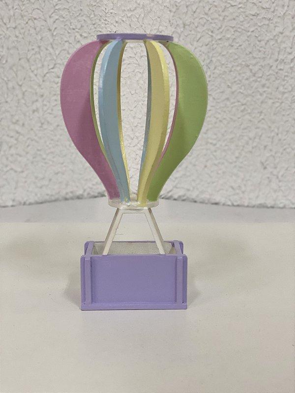 R25 - Decoração de MDF - Balão de Mesa - P - 01 Unidade - Mara Móveis - Rizzo Festas